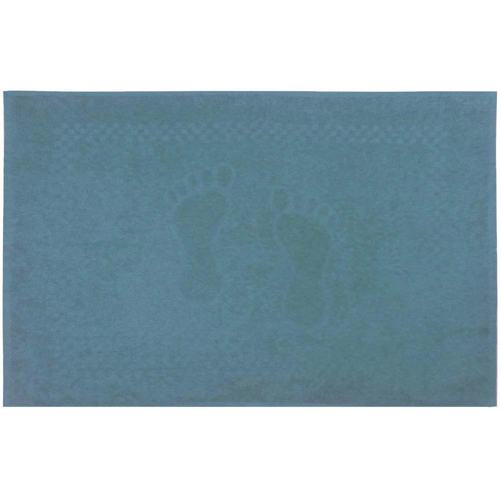Toalha de Piso Appel Pezinho - Azul Netuno