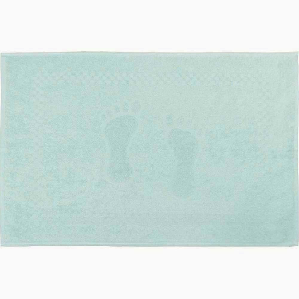 Toalha de Piso Appel Pezinho - Azul Polar