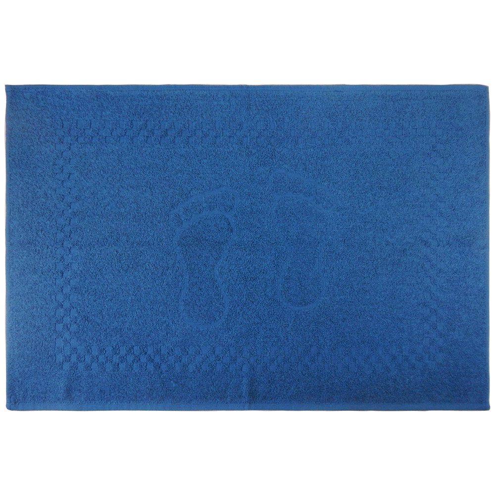 Toalha de Piso Appel Pezinho - Azul Profundo