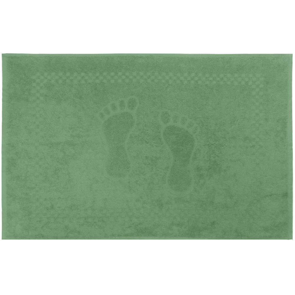 Toalha de Piso Appel Pezinho - Verde Eucalipto