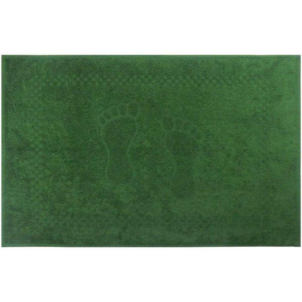 Toalha de Piso Appel Pezinho - Verde Musgo