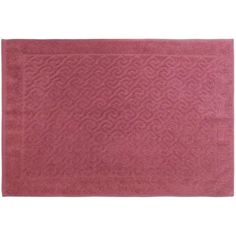 Toalha de Piso Appel Spazio - Rosa Glamour