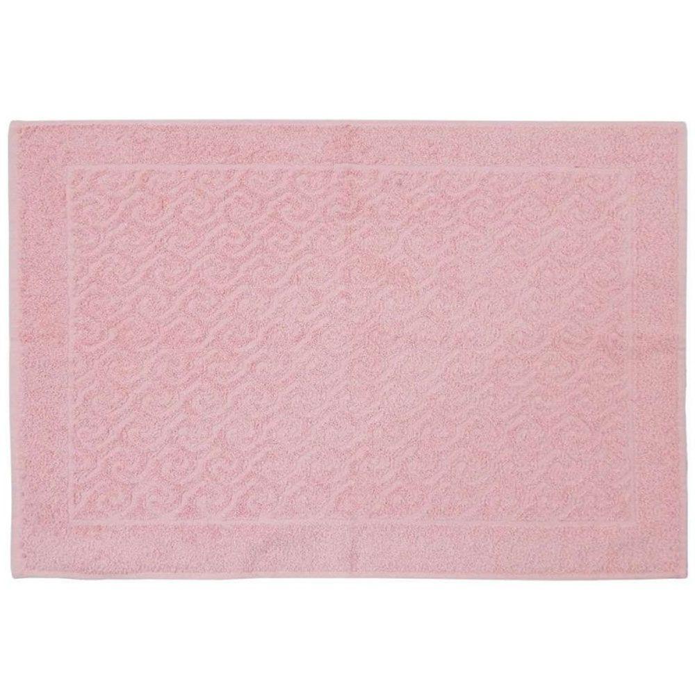 Toalha de Piso Appel Spazio - Rosa Quartzo