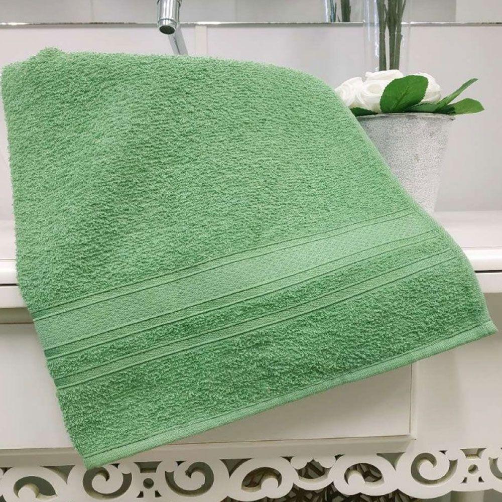 Toalha de Rosto Appel Dhara - Verde Folha