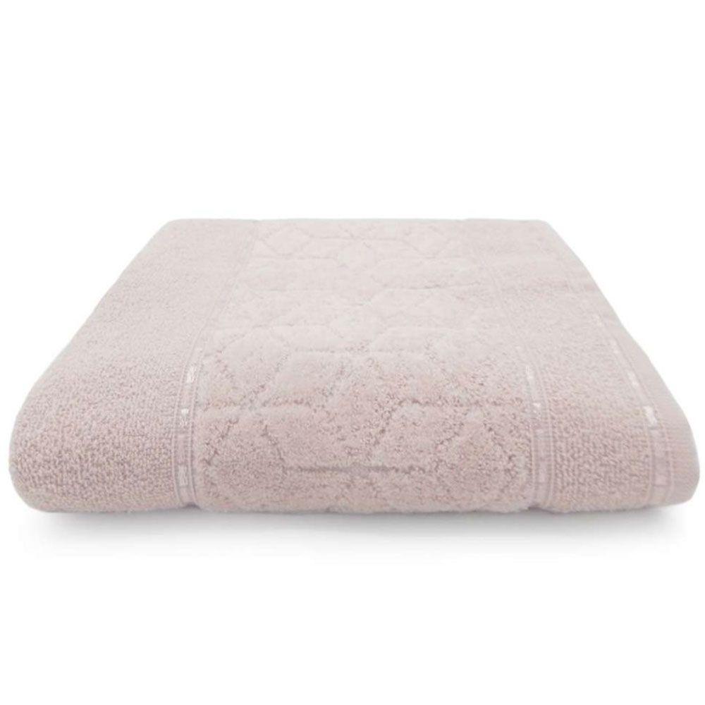 Toalha de Rosto Appel Ice - Rosa Cristal