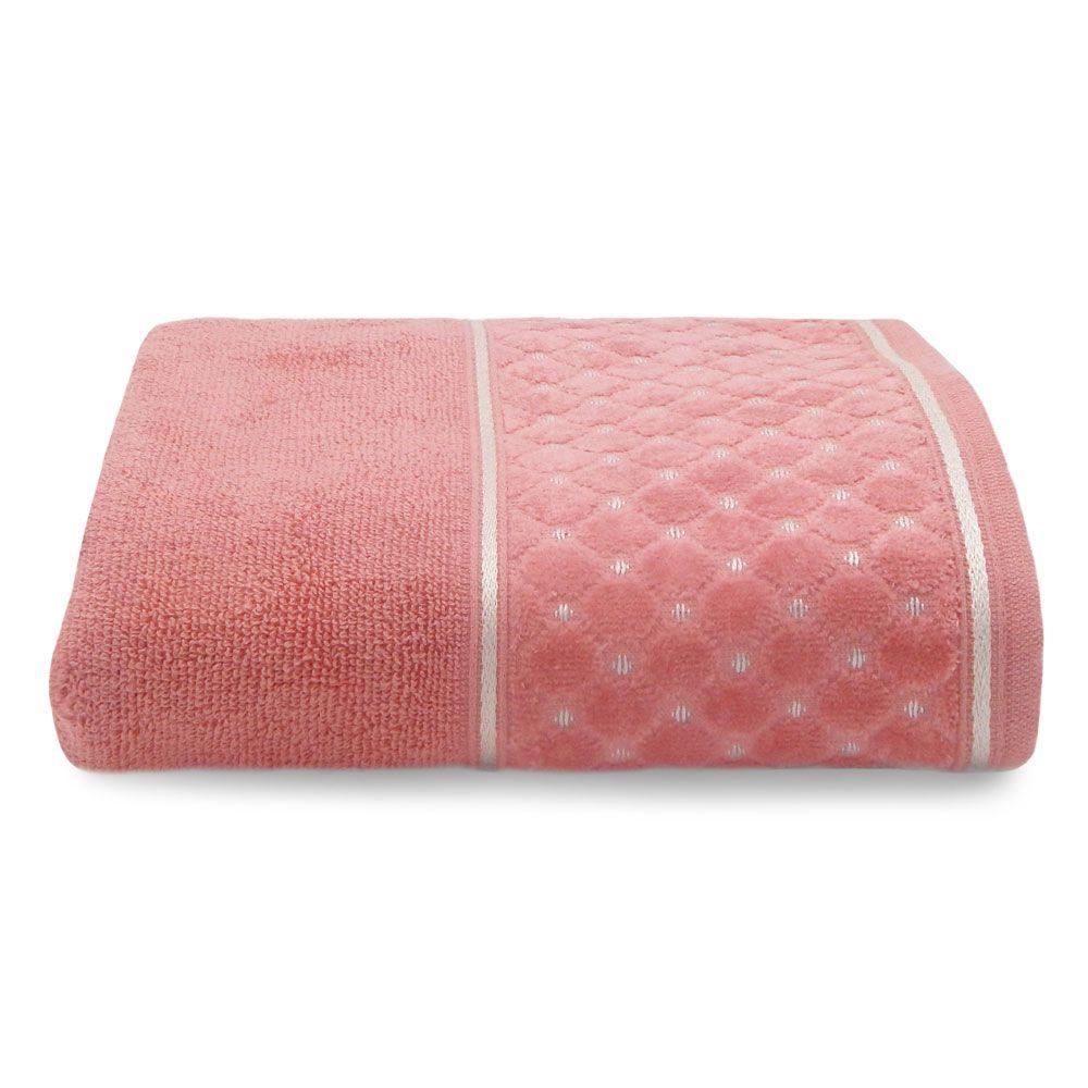 Toalha de Rosto Appel Safira - Blush