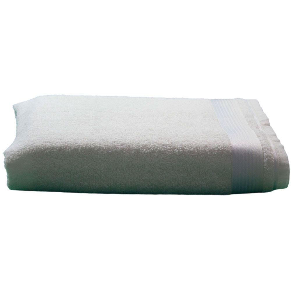 Toalha de Rosto Gigante Lm Peter Quasar Branco