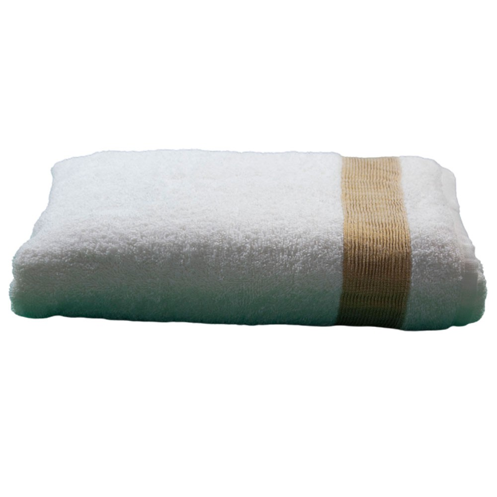 Toalha de Rosto Gigante Lm Peter Tomie Branco