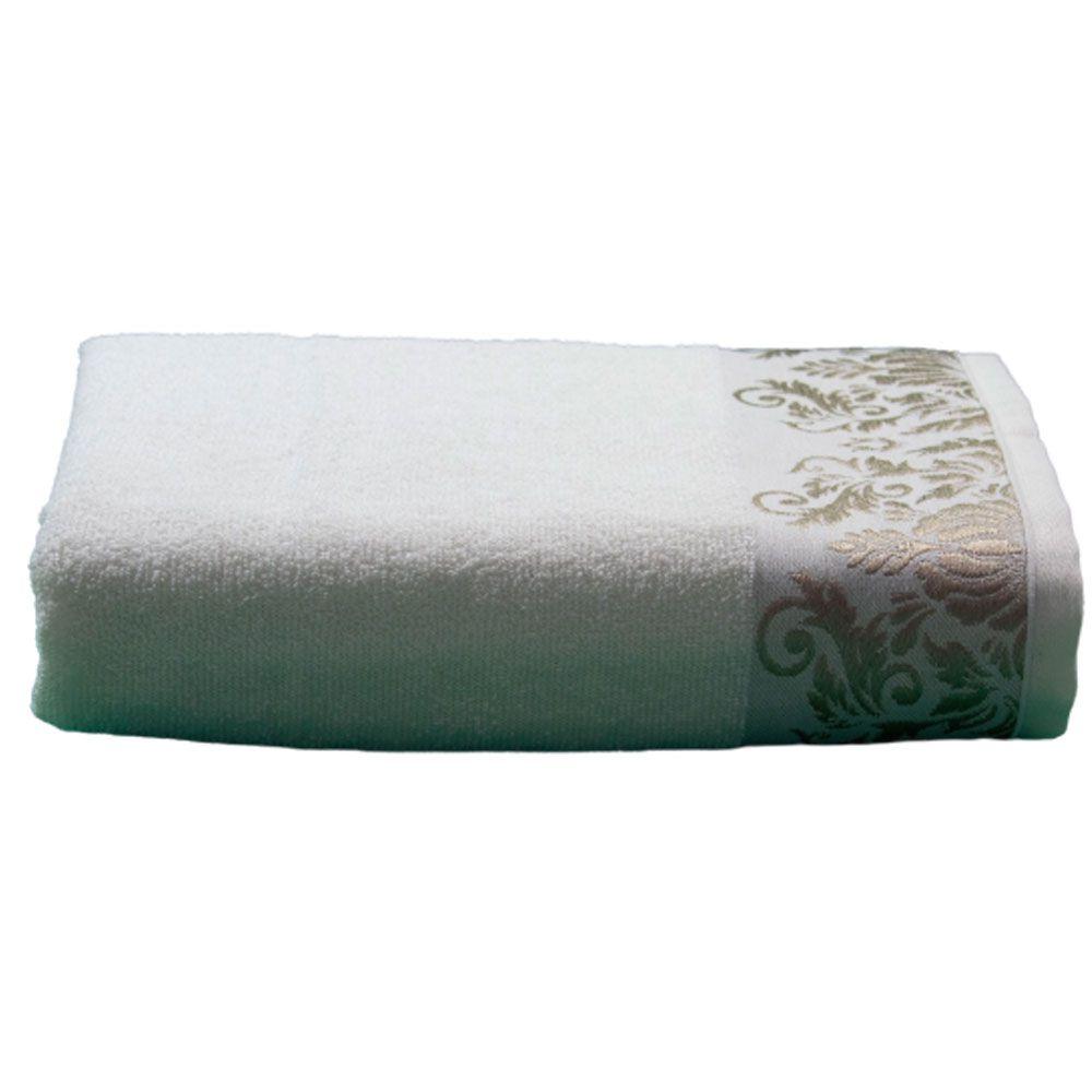Toalha de Rosto Lm Peter Viena Branco