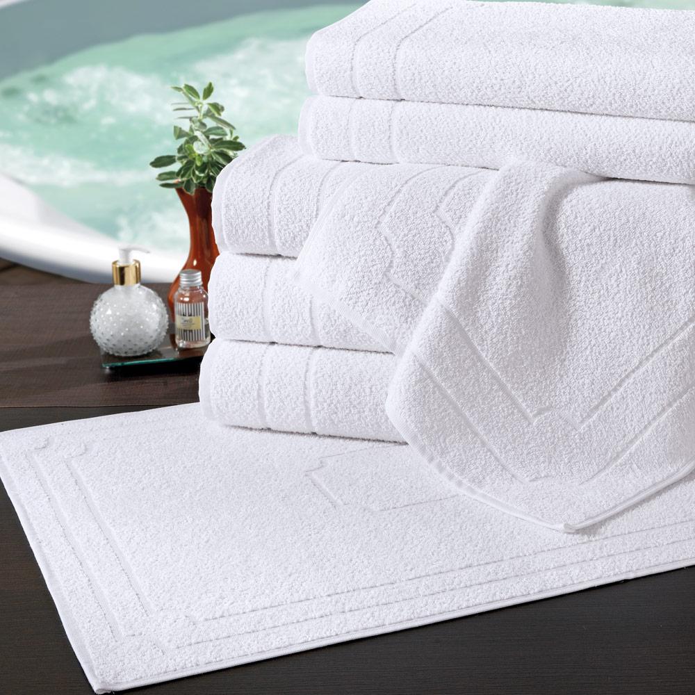 Toalha de Rosto para Hotel Linha Gold 50cm x 80cm - 450g/m2