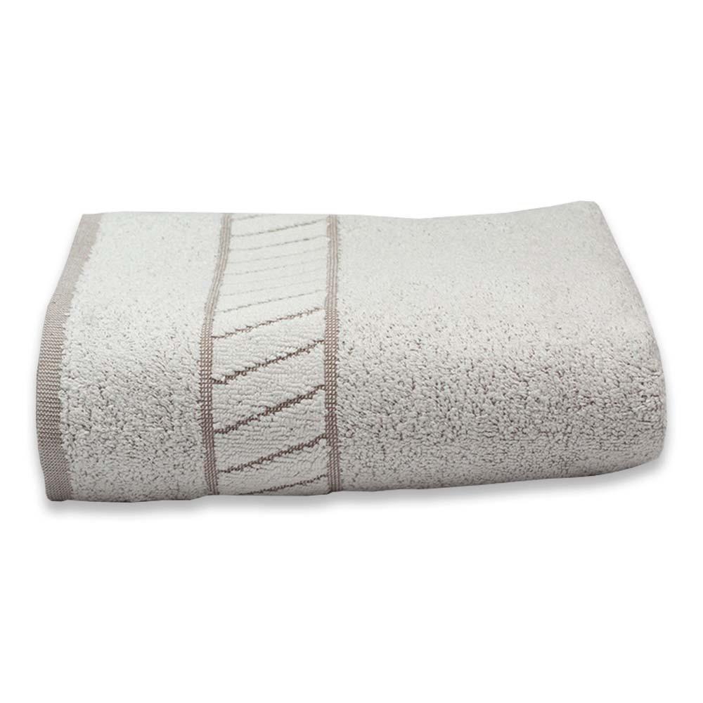 Toalha de Rosto Profissional Premium 50cm x 80cm - 500g/m2 - Bege