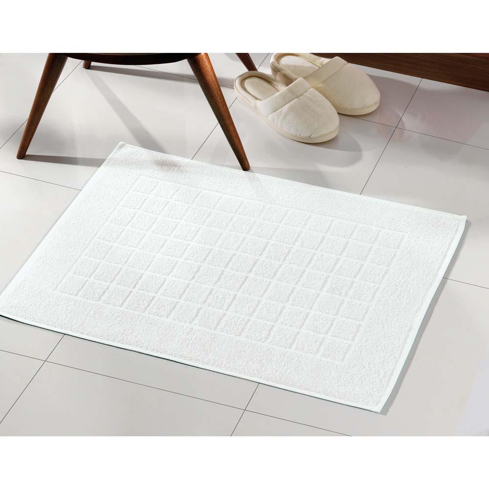 Toalha para Pés Dohler Royal Af-1317 Branco
