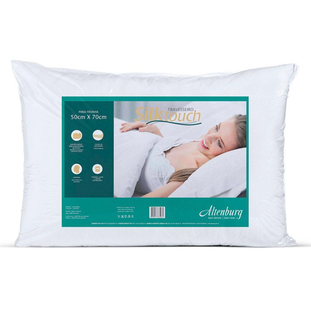 Travesseiro Altenburg Silk Touch
