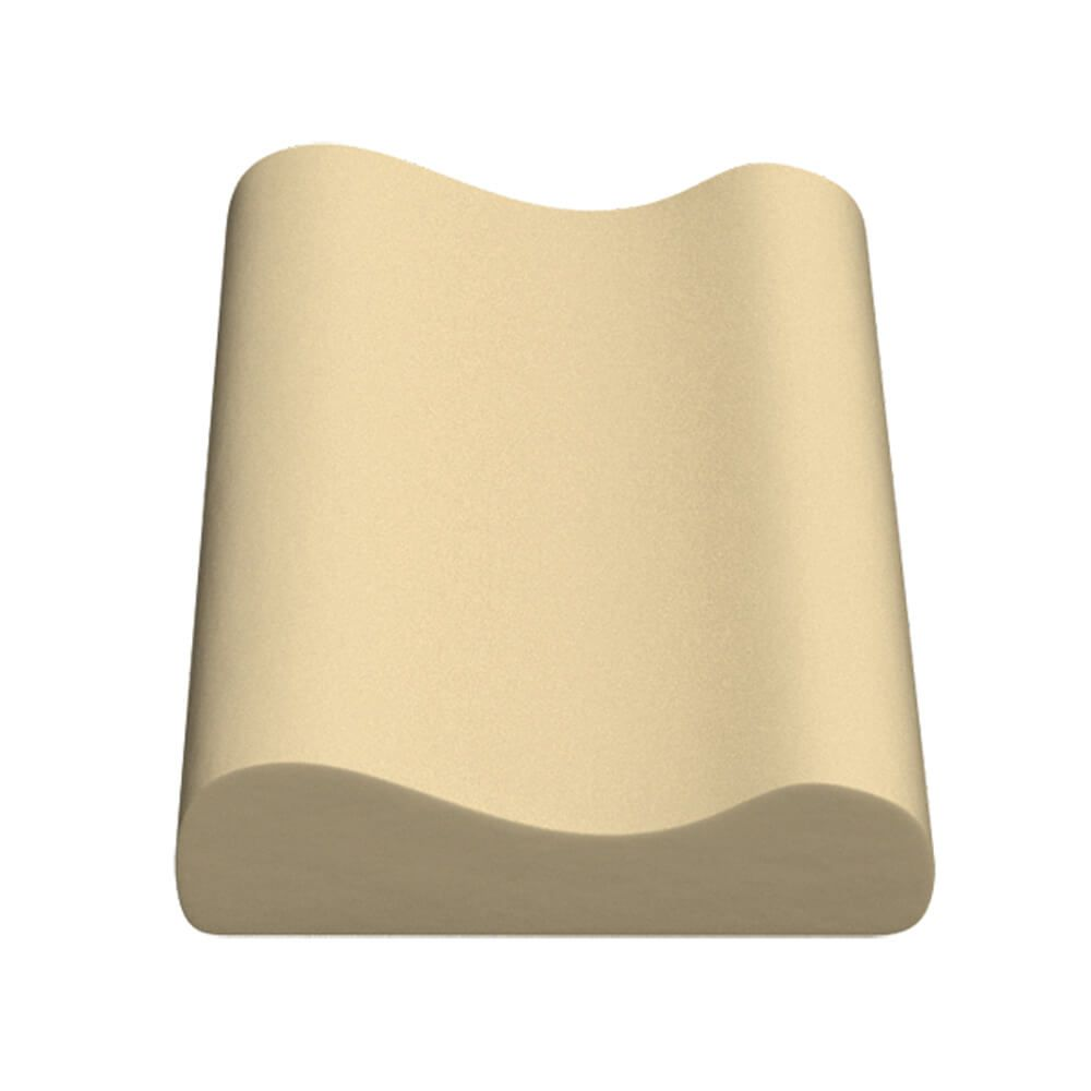 Travesseiro Marcbrayn Viscoelástico Nasa Anatômico Alto