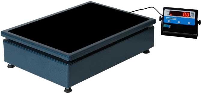 BALANÇA ELETROMECÂNICA 300kg PLATAF.60x70 (MIC-300H2) MICHELETTI