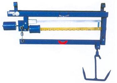 BALANÇA TENDAL MECÂNICA 300kg - (TENDAL300) MICHELETTI