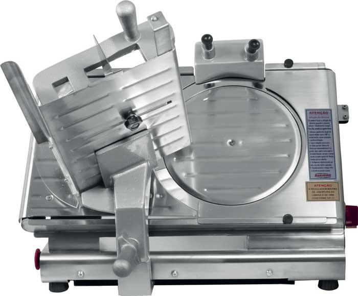 Cortador de Frios INOX - Lamina de 300mm  - Bermar BM19-NR