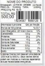 BALANÇA COMERCIAL COM IMPRESSORA ACOPLADA - 30kg