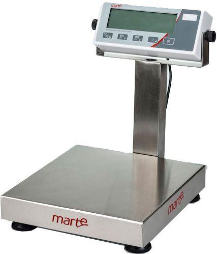 BALANÇA ELETRÔNICA DE PRECISÃO 2kg x 0,5g Com Coluna - INOX