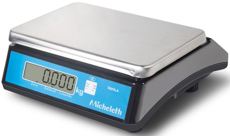 Balança Eletrônica Digital de Precisão -3kg x 0,5g