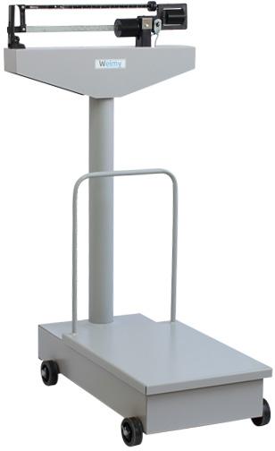 BALANÇA MECÂNICA 300kg - Plat.54 x 38cm