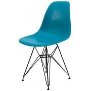 Cadeira Eames Dsr Base pintada