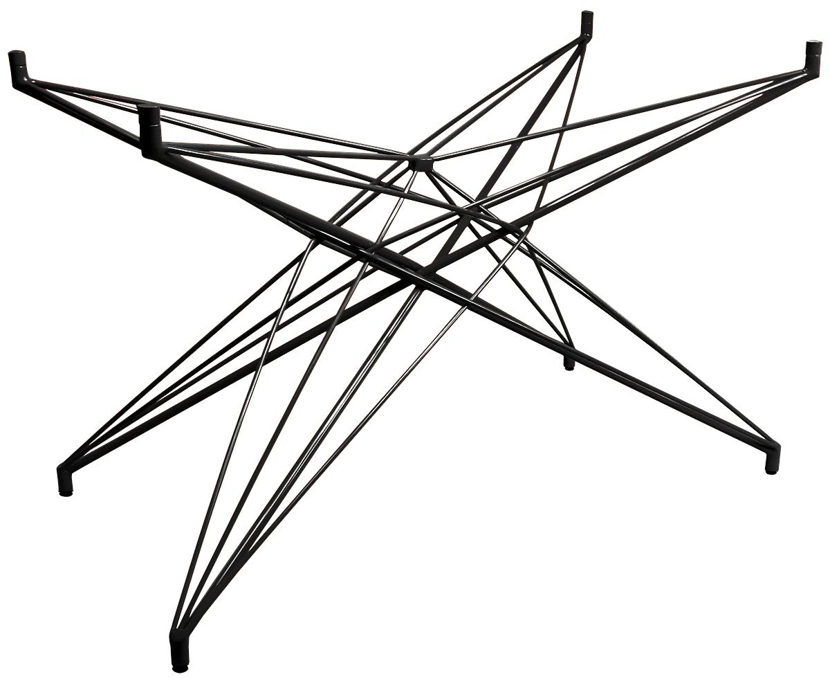 Base de Mesa Estrela Retangular Linha Color