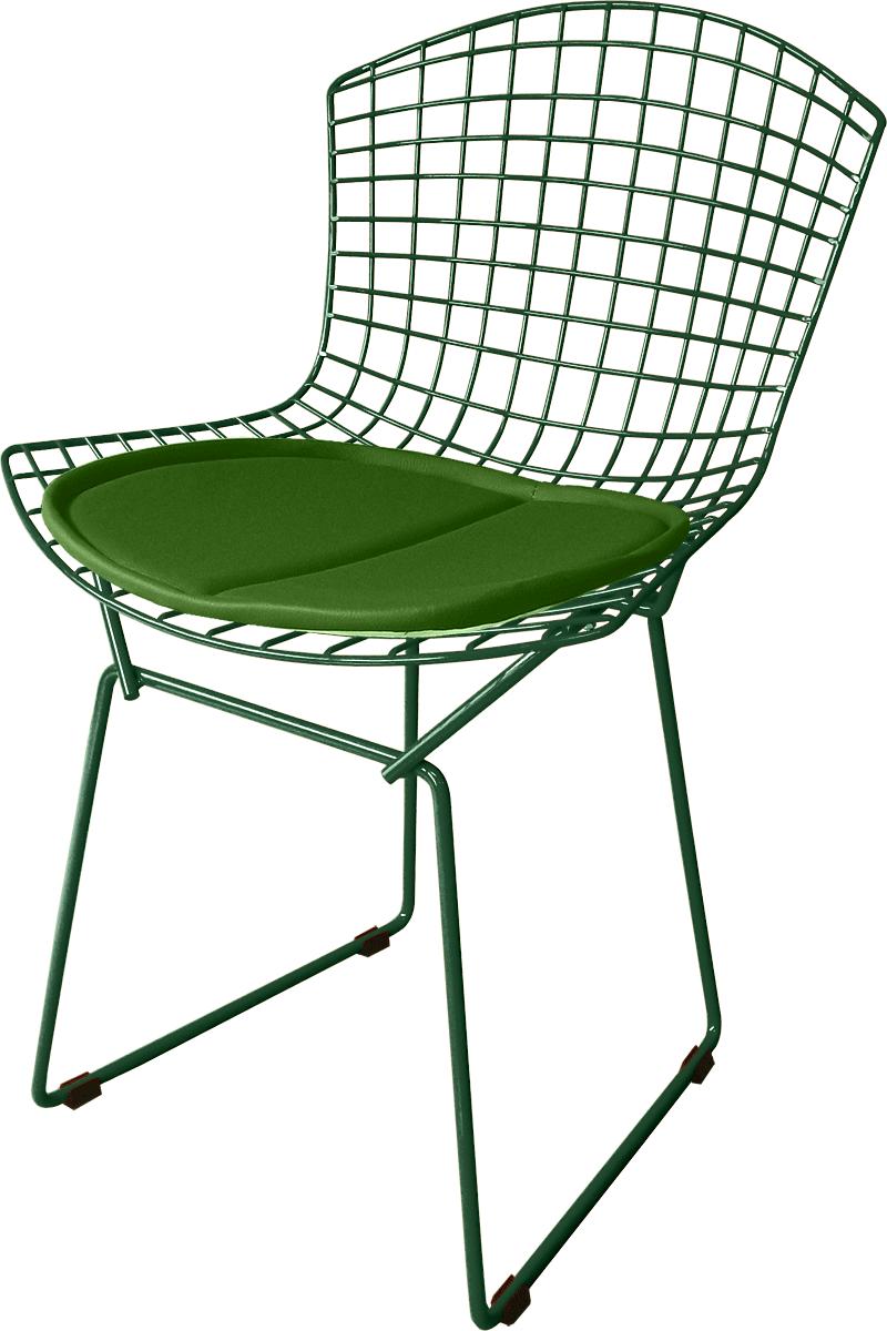 Cadeira Bertoia Tradicional Verde - Ponta de Estoque
