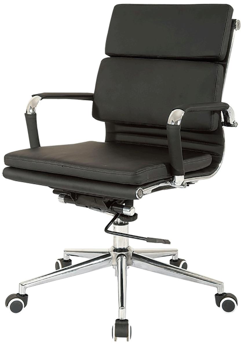 Cadeira Charles Eames Office Esteirinha Soft Baixa