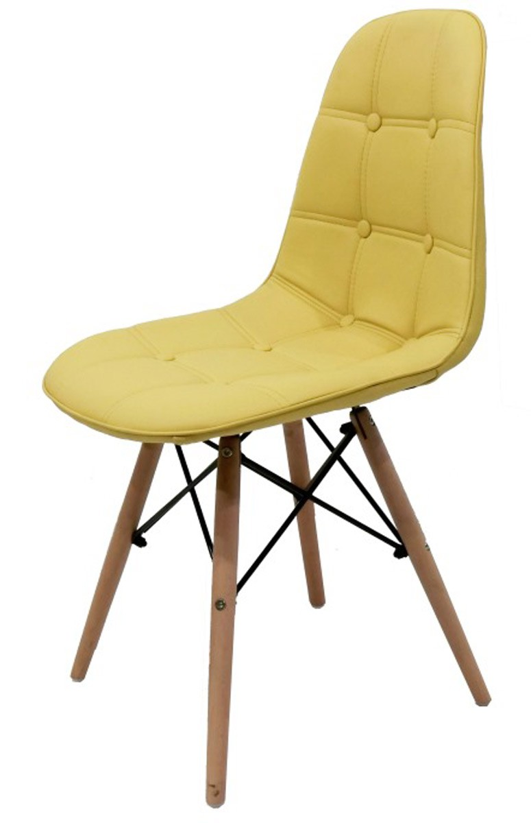 Cadeira Eames DSW Botone