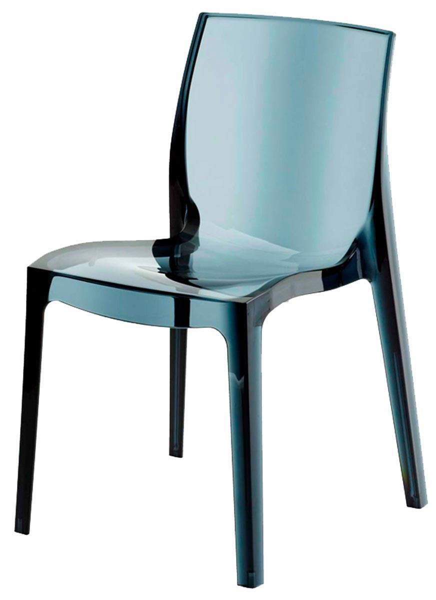 Cadeira Femme Fatale em policarbonato