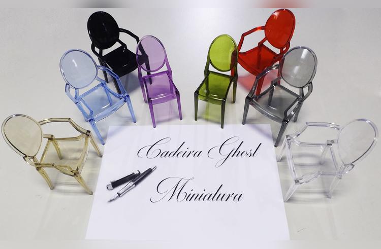 Cadeira Ghost Miniatura