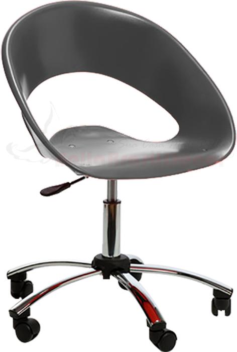 Cadeira Office Giratória One em Polipropileno