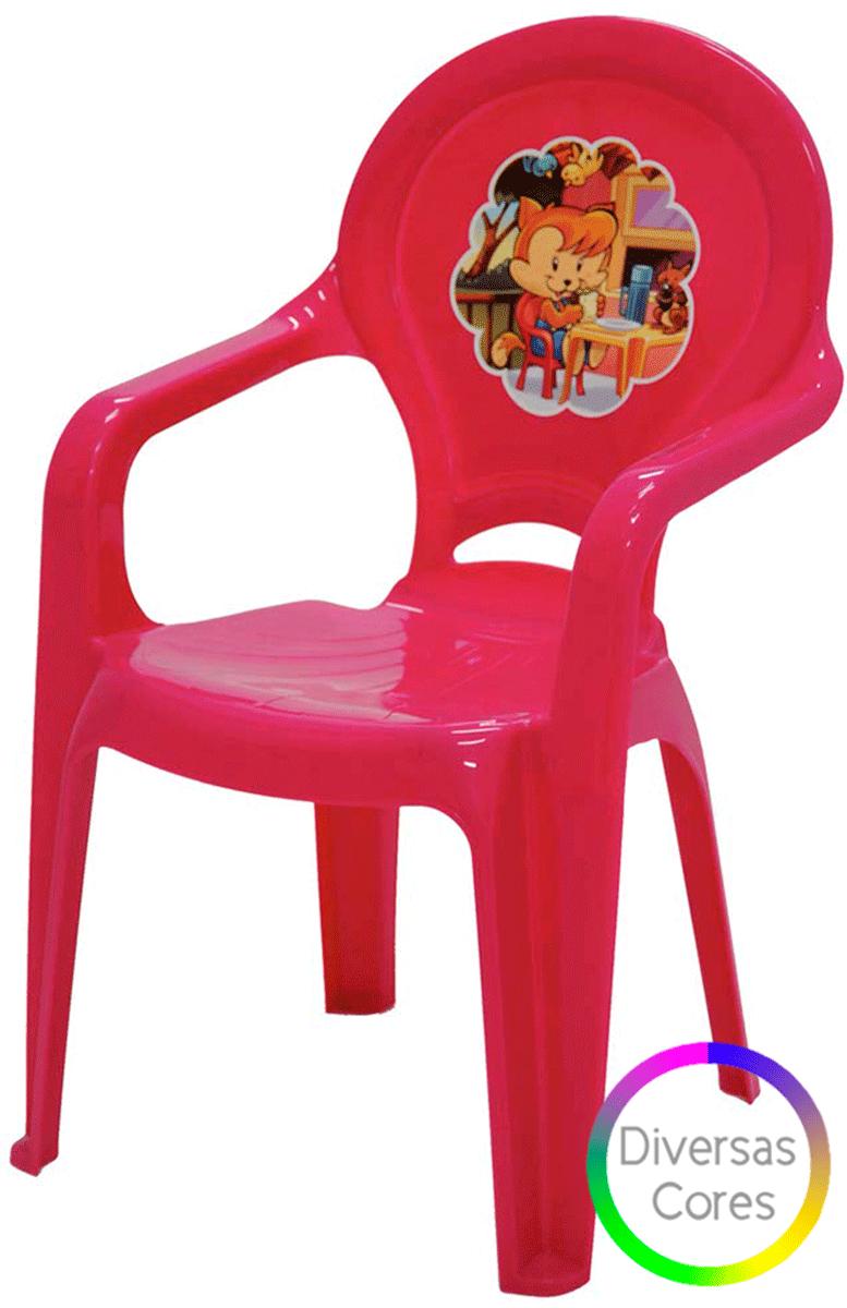 Cadeira Infantil Catty Adesivo