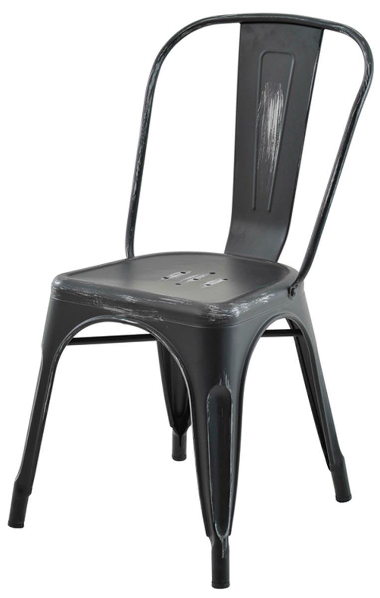 Cadeira Iron Vintage sem braço