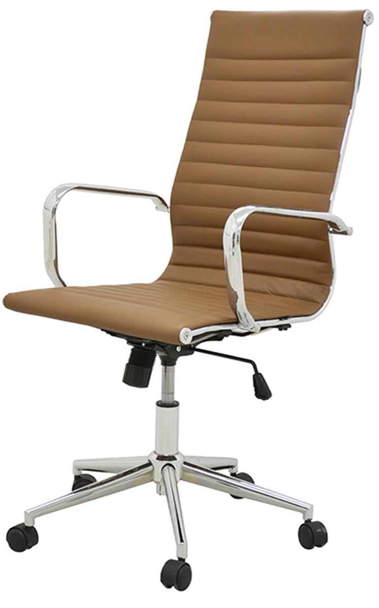 Cadeira Office sevilha corino alta
