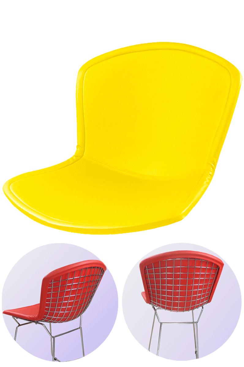 Almofada Capa Total para Bertoia - Modelo Bella Brasil Decor