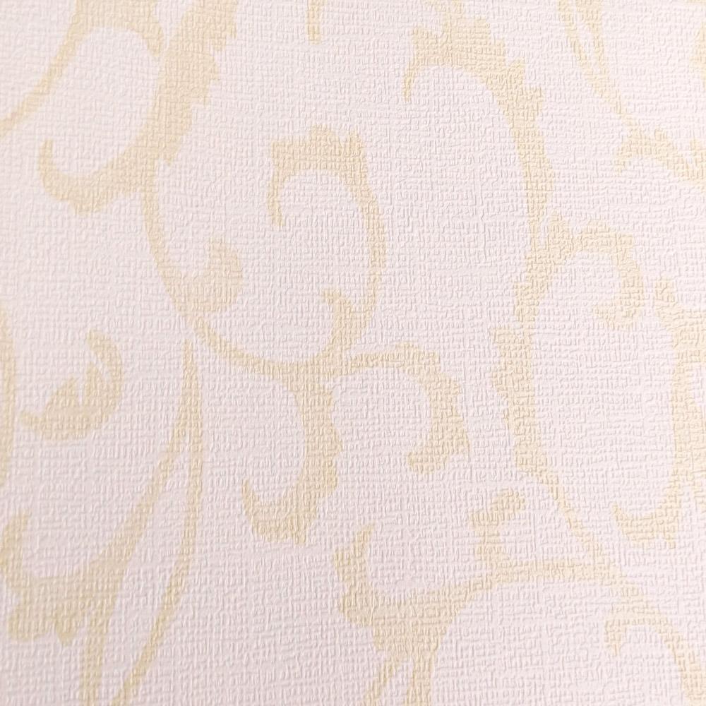Papel de Parede Creme e Dourado SB6210401