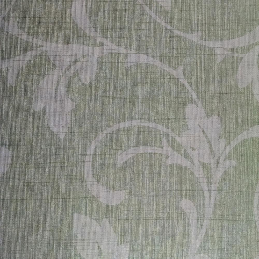 Papel de Parede Verde Claro FS672008