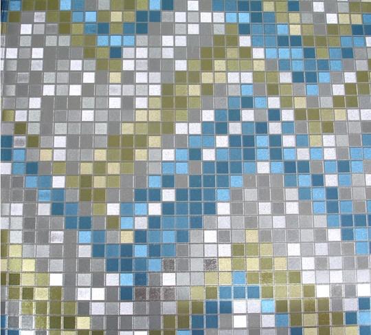 Papel de parede Azul e Amarelo PL0313202