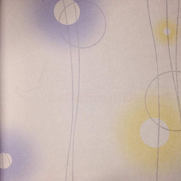 Papel de Parede Azul e Amarelo BH2480203