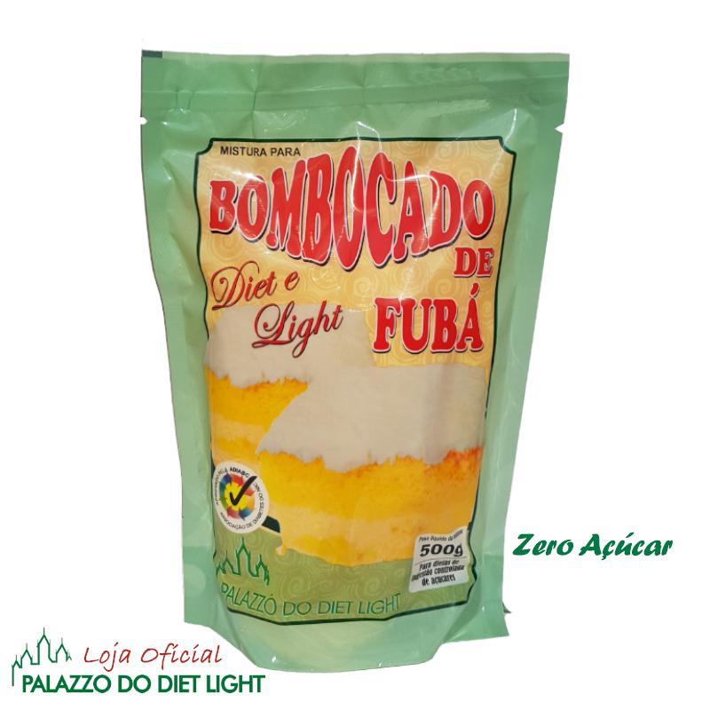 Bombocado de Fubá Diet Light  - PALAZZO DO DIET LIGHT