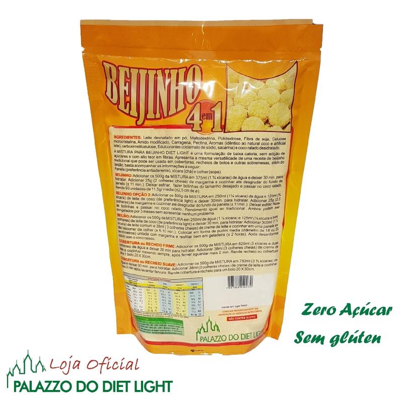 Beijinho Diet Light  - PALAZZO DO DIET LIGHT