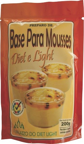 Preparo de Base para Mousses Diet Light - Familia Doçurinha  - PALAZZO DO DIET LIGHT