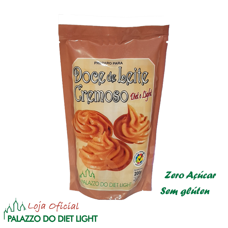 Doce de Leite Cremoso Diet Light  - PALAZZO DO DIET LIGHT