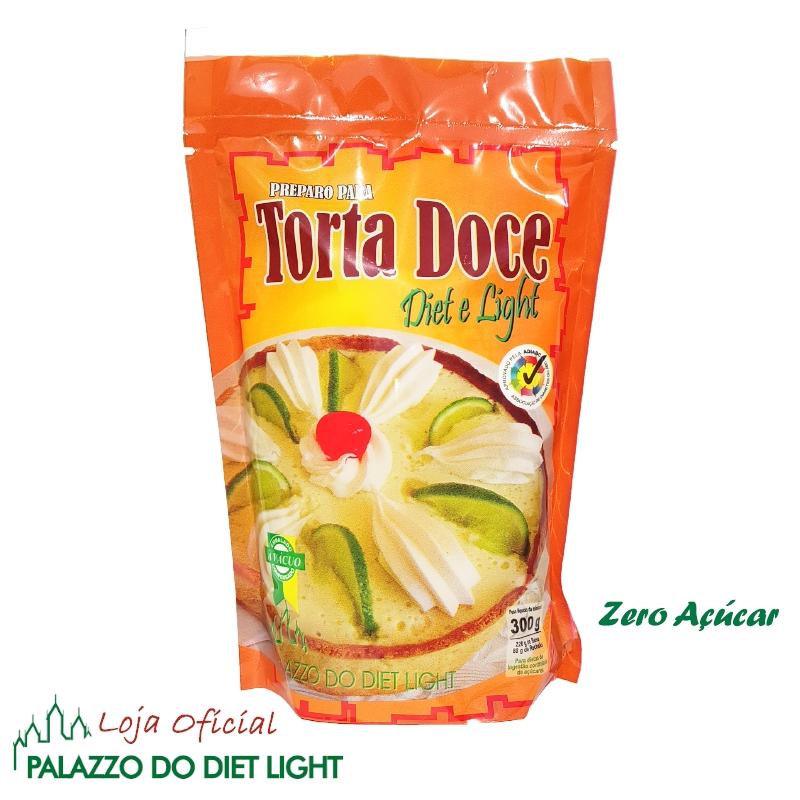 Torta Doce Diet Light  - PALAZZO DO DIET LIGHT