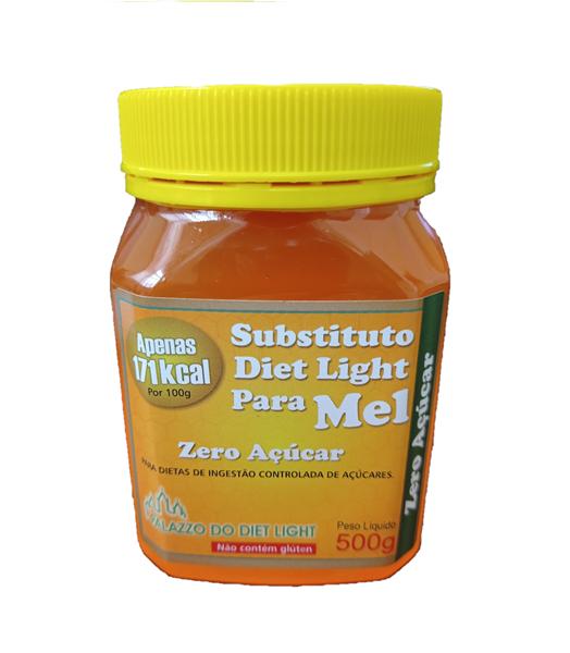 Substituto Diet Light para Mel 500g - Família Doçurinha  - PALAZZO DO DIET LIGHT