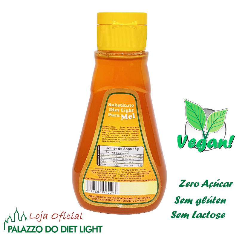 Substituto Diet Light para Mel  - PALAZZO DO DIET LIGHT