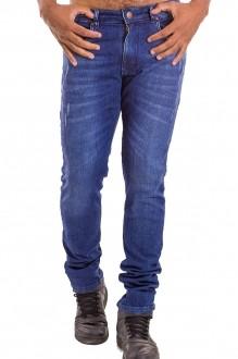 Calça Calvin Klein Jeans Masculina Skinny CKJ 016 Azul Escuro
