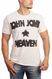 Camiseta John John Masculina RG Heaven Off White
